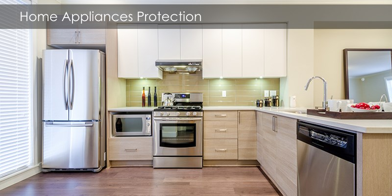 home appliances protection