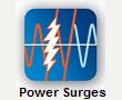 power surges