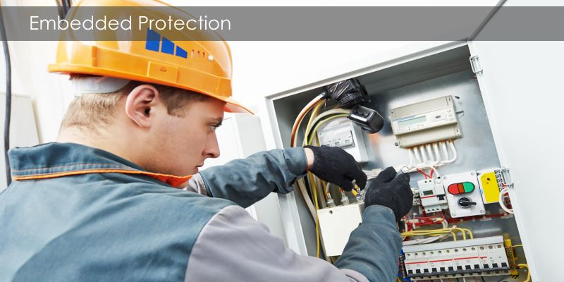 embedded protection banner